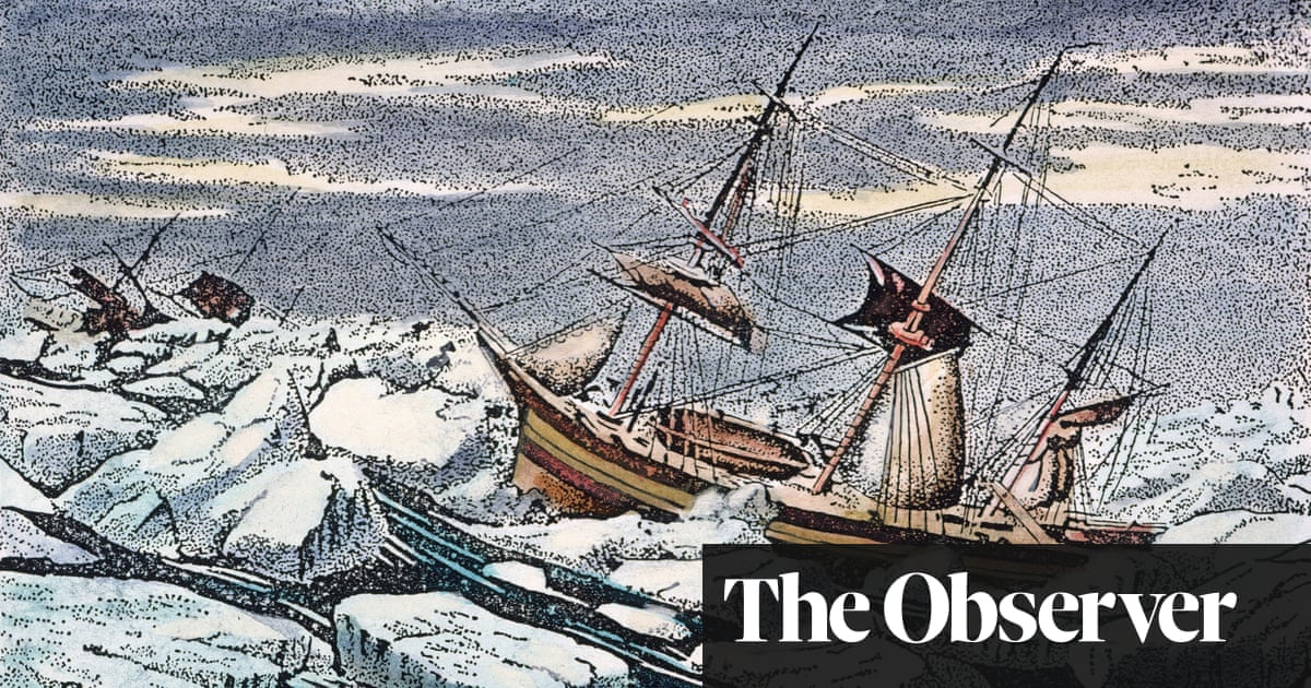Erebus: The Story of a Ship by Michael Palin – review