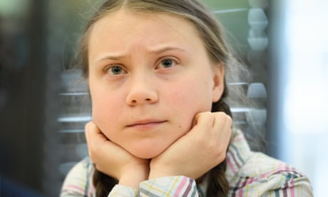 The Guardian view on Greta Thunberg: seizing the future