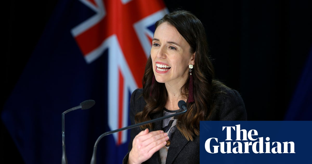 Ardern says 'different countries are taking different choices' on accepting Covid deaths – video