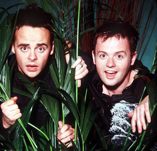 Ant and Dec reunited: 'I wanted to punch him and hug him at