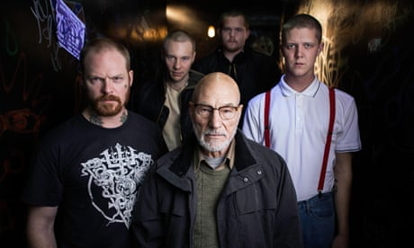 Green Room: inside the punk Patrick Stewart thriller that's making people sick