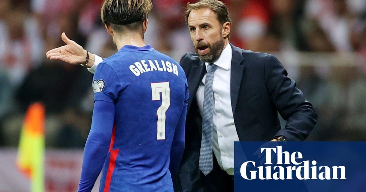 Gareth Southgate cites 'total control' of Poland for stubborn England tactics