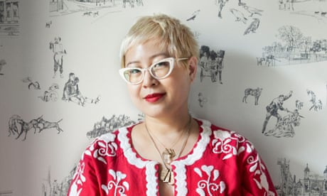 Esmé Weijun Wang: 'I don't want to glamorise mental illness… it inhibits creativity'