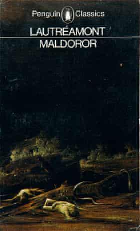 Lautréamont, Maldoror, Penguin Classics covers