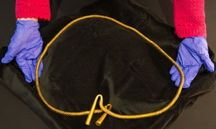 The bronze age torc