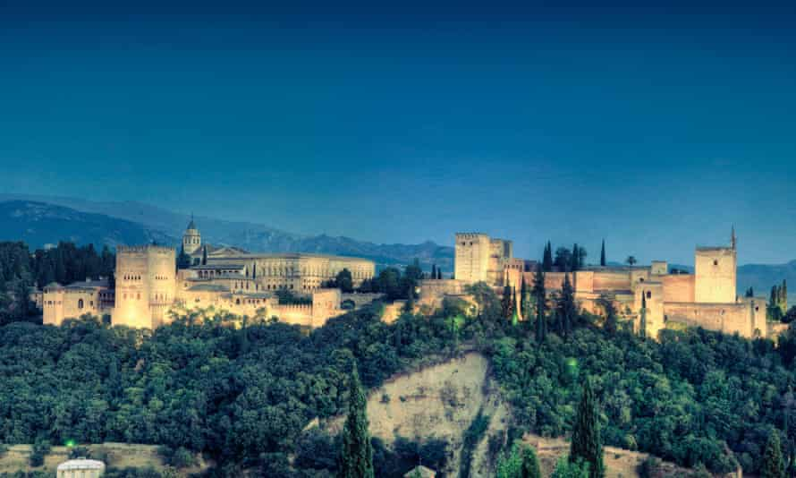 The Alhambra: spectacular home of the Nasrid dynasty.