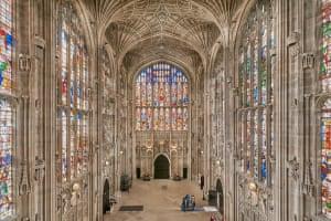 Shortlist - King's College Chapel, University of Cambridge, by Sara Rawlinson