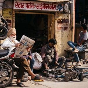 Street scene, Jaipur