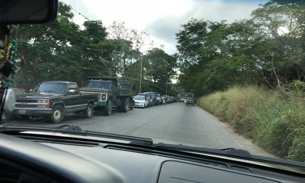 A slow-motion catastrophe': on the road in Venezuela, 20 years after