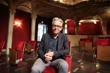 September restart … Oliver Reese, director of the Berliner Ensemble theatre