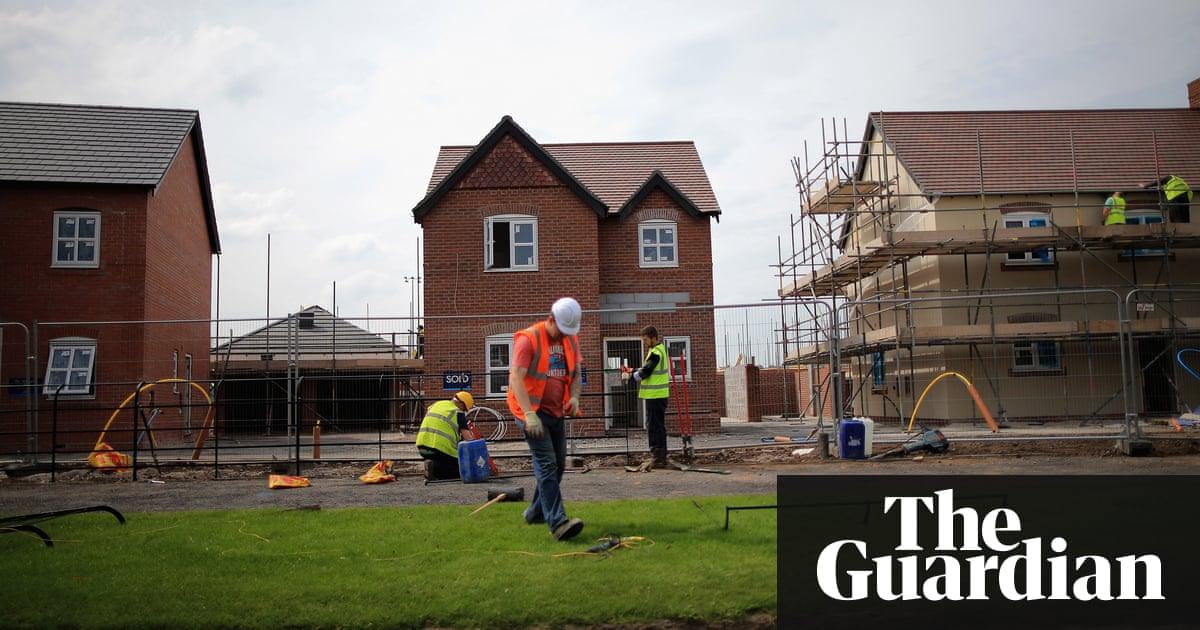 Is a 10% deposit enough to get a mortgage on a new-build house?