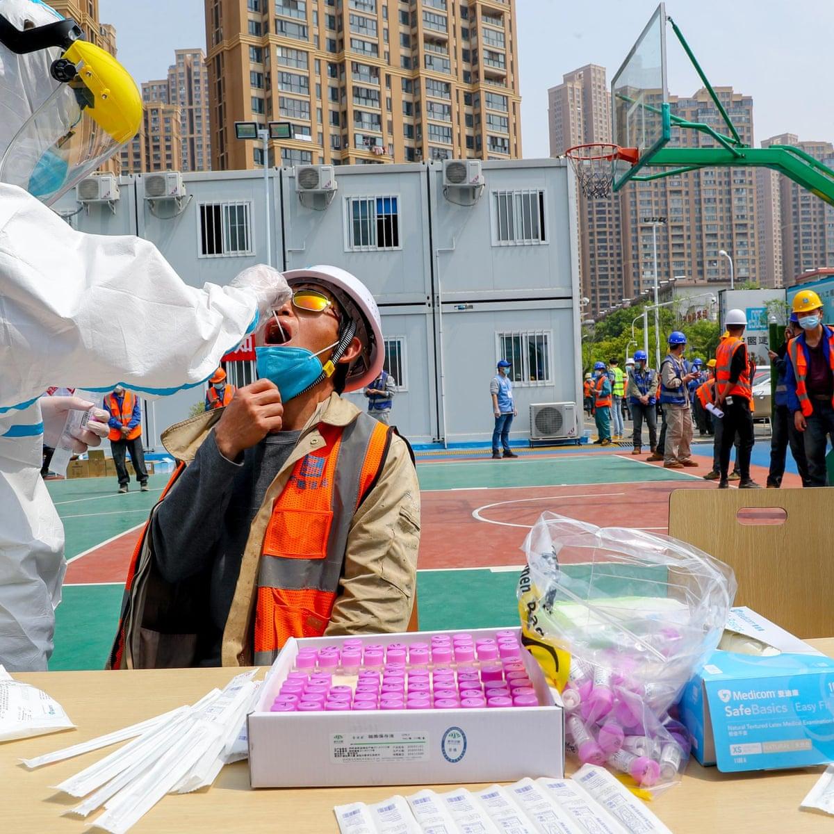 To Lift The Lockdown Britain Should Follow China S Example Coronavirus The Guardian
