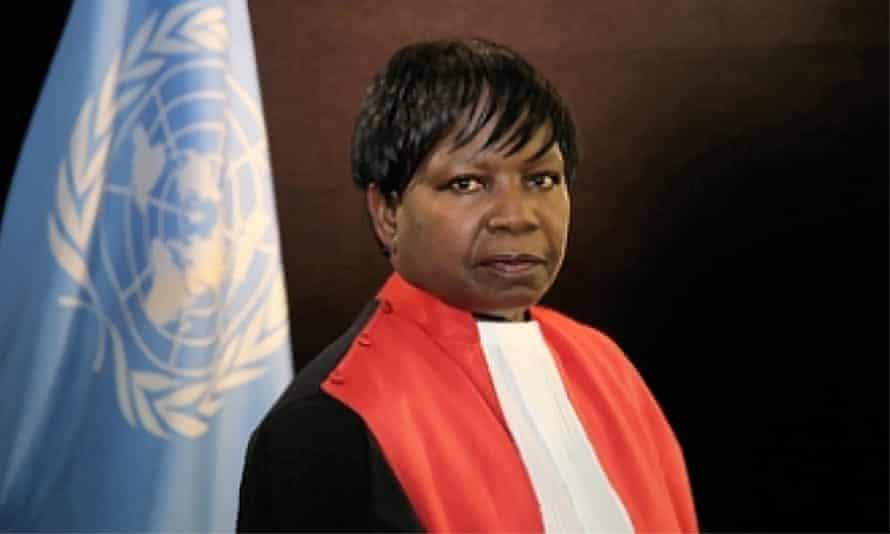 Judge Prisca Matimba Nyambe.