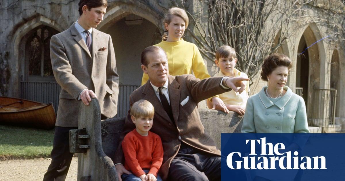 Prince Philip: proud father despite gruff exterior