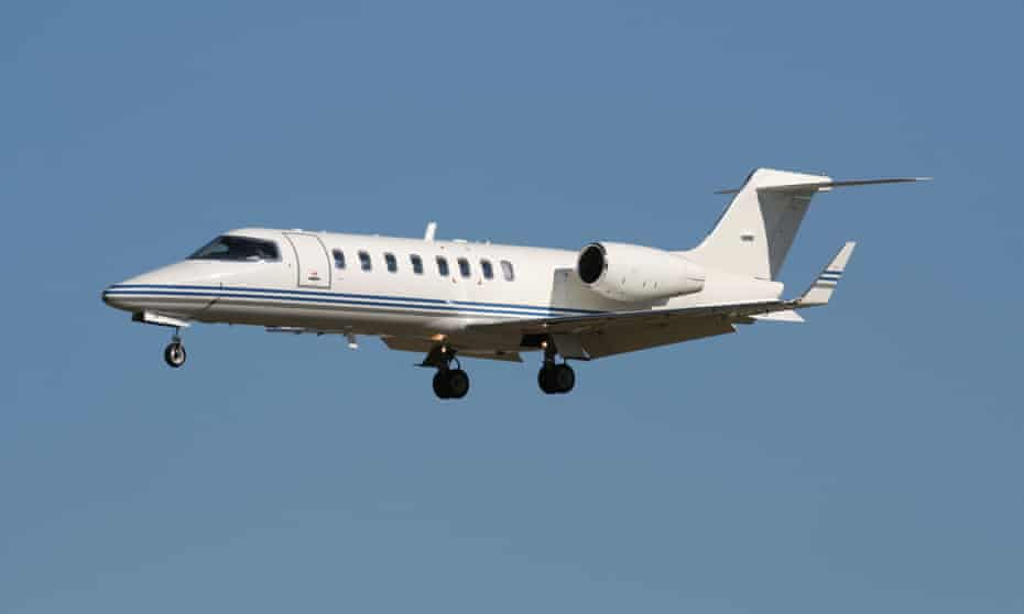 Business jet on arrival. Proprietary markings deleted.ANDDCR Business jet on arrival. Proprietary markings deleted.