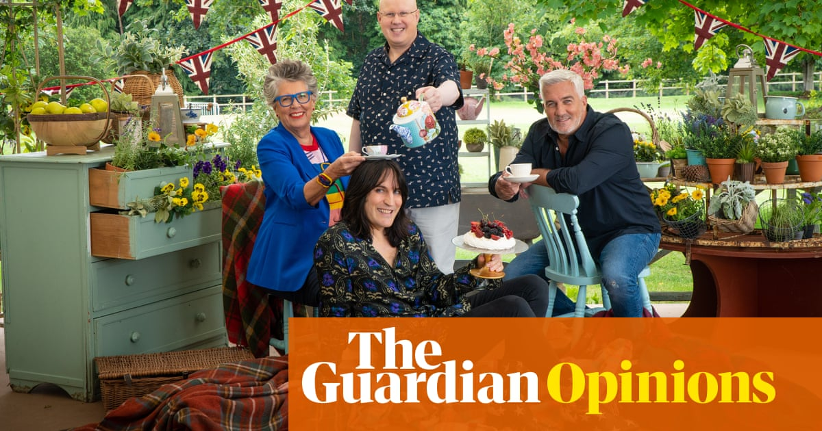 The Guardian view on The Great British Bake Off: a far from guilty pleasure | Editorial