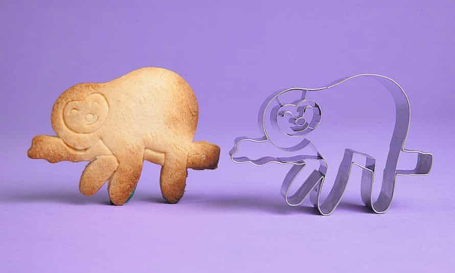 RBV Birkmann sloth cookie cutter