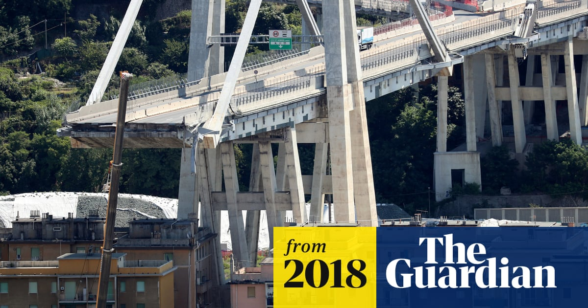 Bridges across Europe are in a dangerous state, warn experts