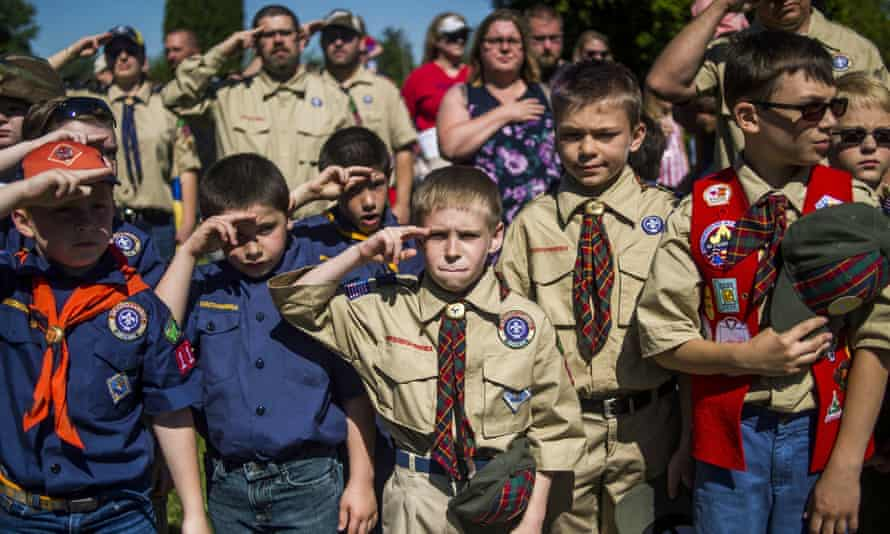 Under the plan, Cub Scout dens – the smallest unit – will be single-gender, either all-boys or all-girls.