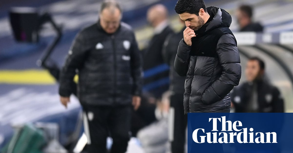 Cycle of impatience and change leaves Arsenal still searching for an identity | Jonathan Liew