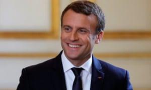 Emmanuel Macron's La République En Marche group looks set to dominate the French parliament.