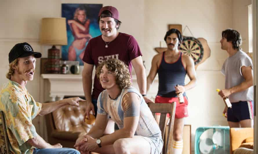 Student bodies … Richard Linklater's Everybody Wants Some!!