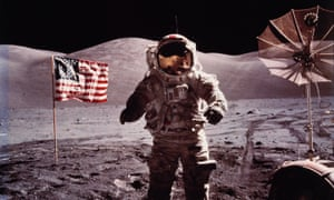 Why, in the face of all available evidence and despite apparent public consensus to the contrary, would a person believe that the moon landings were faked?