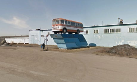 Kneel before the bus! Soviet roadside wonders – in pictures