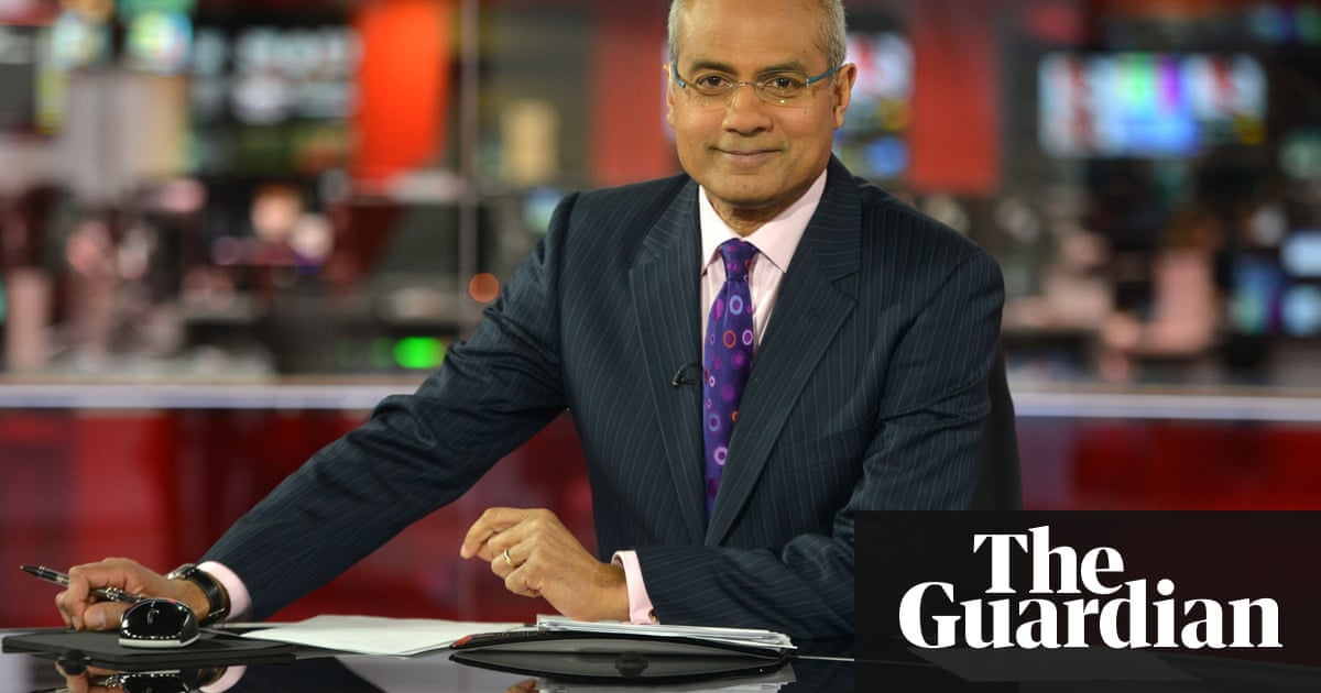 George Alagiah Was Previously Diagnosed With Bowel Cancer In  Which Later Spread To His