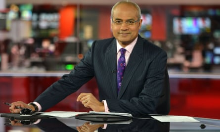 George Alagiah was previously diagnosed with bowel cancer in 2014, which later spread to his liver and lymph notes.