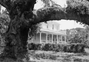The McLeod plantation is one of two sites known for focusing their tour on the enslaved.