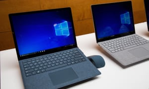 Surface Laptops