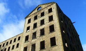 Historic England launches campaign to save former textile