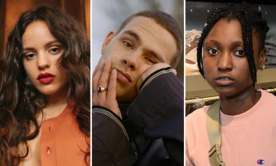 Sound of 2019? ... Rosalía, Slowthai and Flohio.