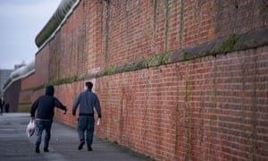 The exterior of HMP Liverpool.