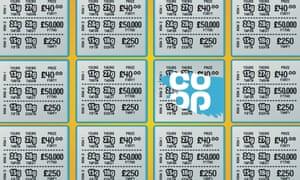 Co-op scratchcards image