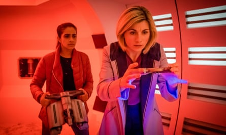 Yaz and The Doctor