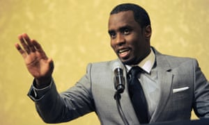 Sean Combs in 2013