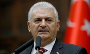 Binali Yildirim dismissed the MEPs' vote as being of no importance.