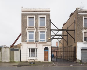 'Unsustainable Structures 1' (2015) Goodwin St, Finsbury Park, London N4 3HQ