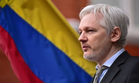 Ecuador said it 'reaffirms the asylum granted to Julian Assange in 2012', letting him live in its London embassy.