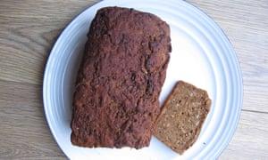 Signe Johansen's rye bread