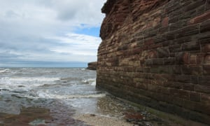 Fortress Britain … defenders must do their stint on the Wall that now girds the entire coastline.
