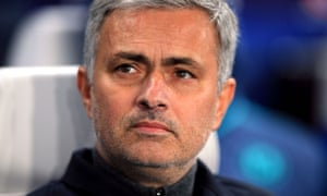 José Mourinho has been linked with Manchester United
