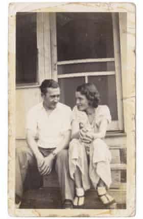 Michael Stipe's grandparents.