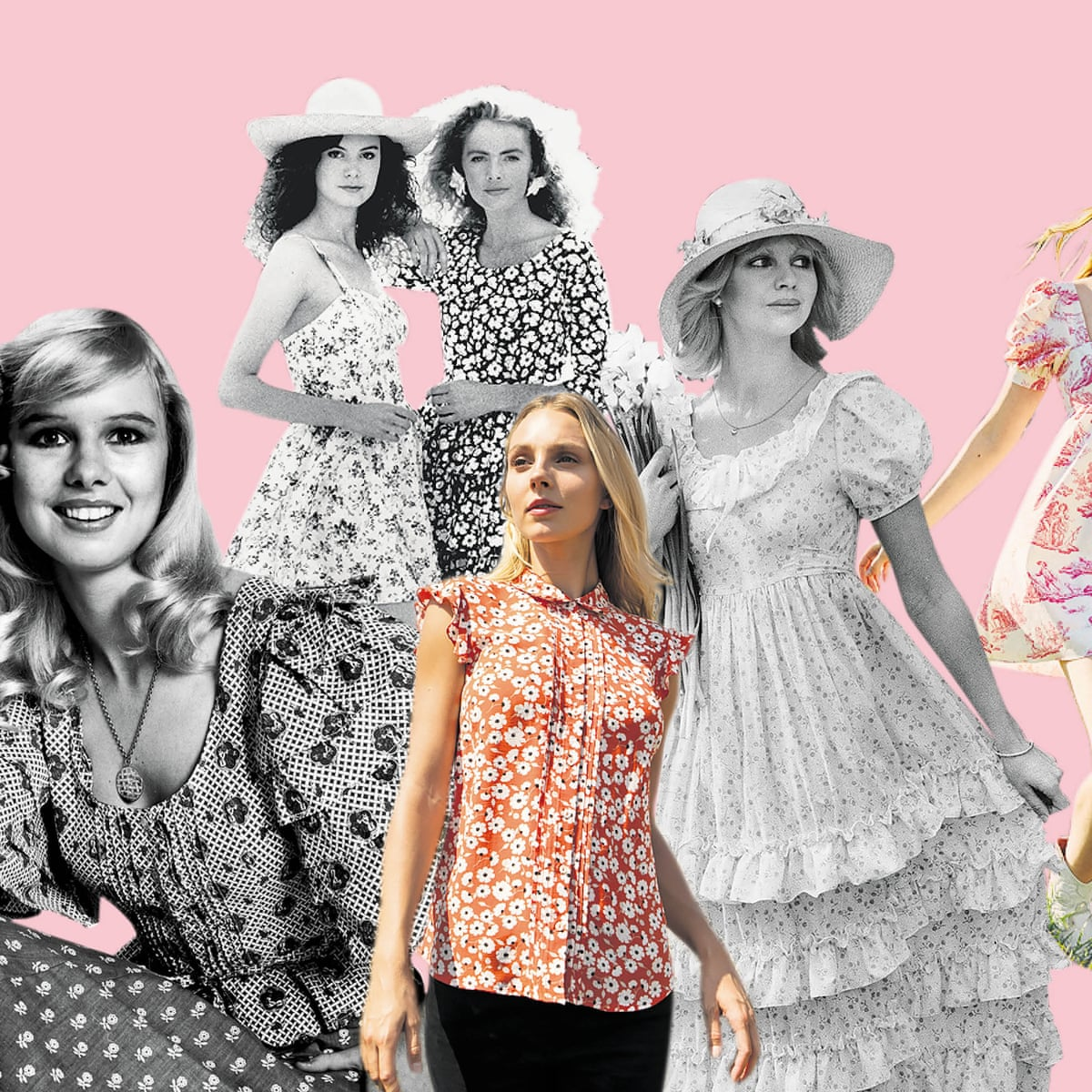 How To Save Laura Ashley Relaunch All Its Beautiful Vintage Dresses Fashion The Guardian