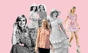 Laura Ashley designs through the years