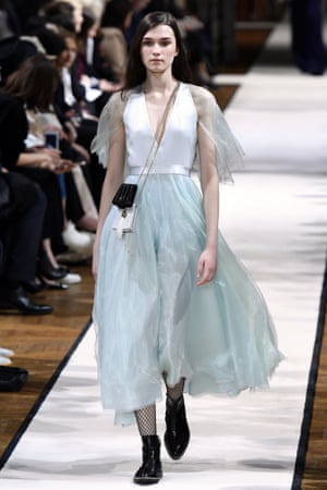 Another Lanvin creation in Paris