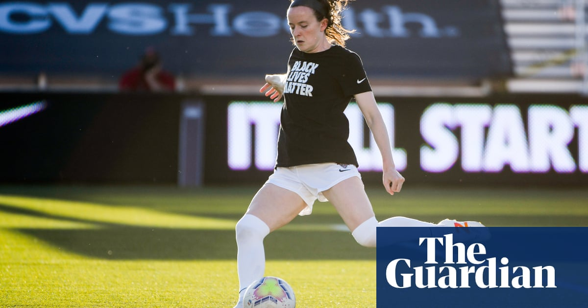 Rose Lavelle thrilled at prospect of Manchester City and Champions League