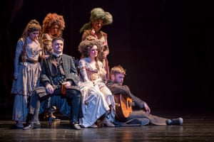 The Beggar's Opera launched Chester Storyhouse in 2017.